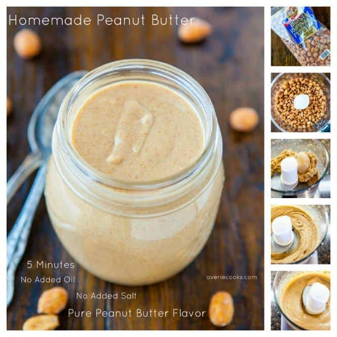Perfect  Peanut Butter