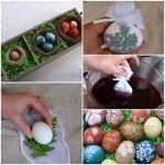All Natural DIY Easter Eggs