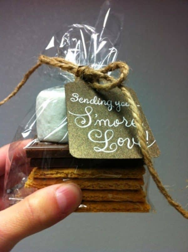 Smore Love Party Favors