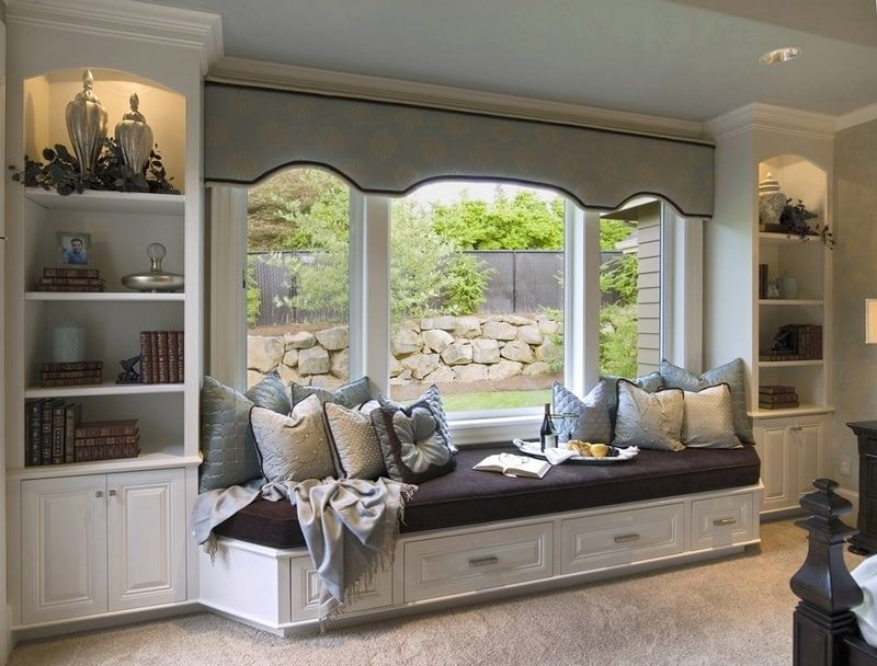 Wonderful Window Seats And Nifty Nooks