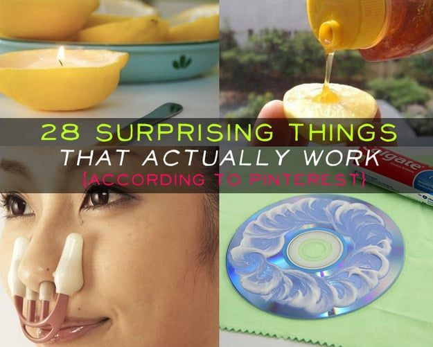 """28 """"Pinterest-Tested"""" Projects and Ideas"""