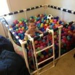Your Own Personal Ball Pit