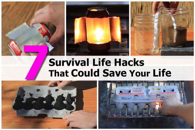 7 Life-Saving Survival Hacks