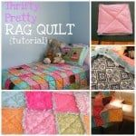 Rag Quilt Tutorial