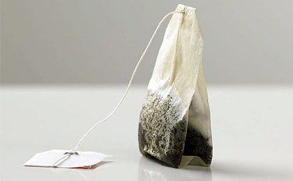 10 Unique Uses For Tea Bags