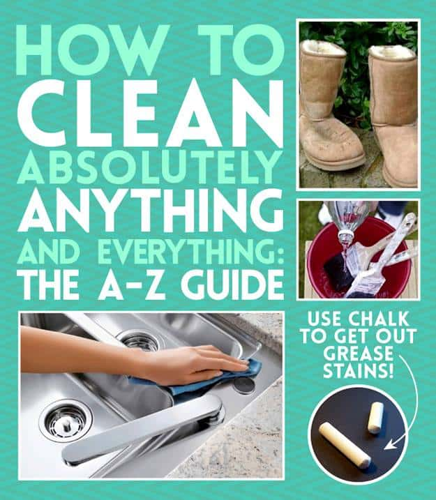 87 Spring Cleaning Tips