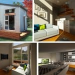 Easily Assembled Nomad Micro Home, Under $30K