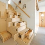 staircase cabinet