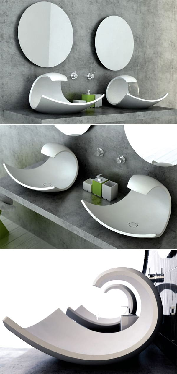 30 Crazy Creative Sinks