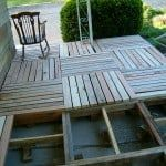 DIY Pallet Porch