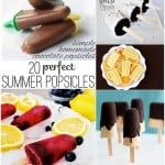 20 Melt-In-Your-Mouth Delicious Popsicle Recipes
