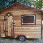 Trailer Tractor Tiny House