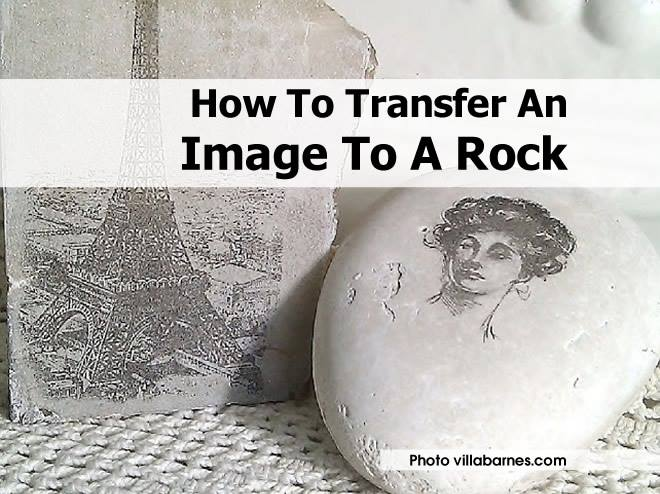 Rock Image Transfers