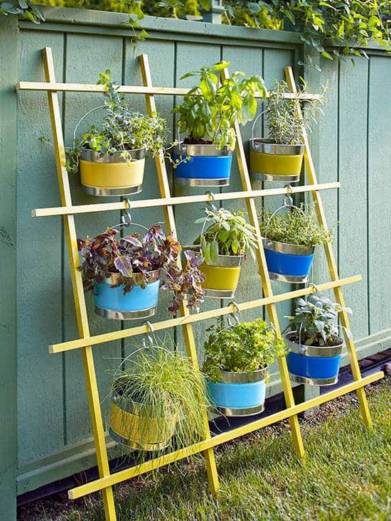 Vertical Container Gardening Diy Cozy Home