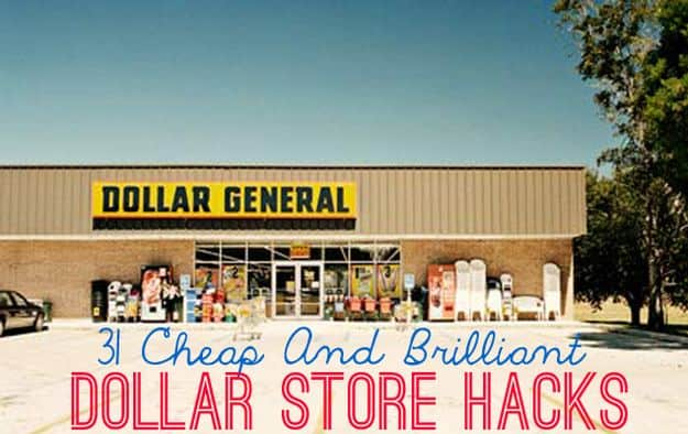 31 Mind-Blowing Dollar Store Hacks
