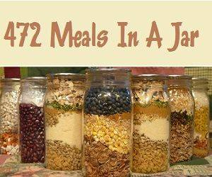 472 Meals-In-A-Jar Recipes
