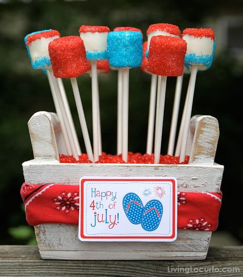 4th Of July Crafts Food And Fun 13 Ideas