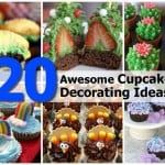 20 Super Cool Cupcake Decorating Ideas