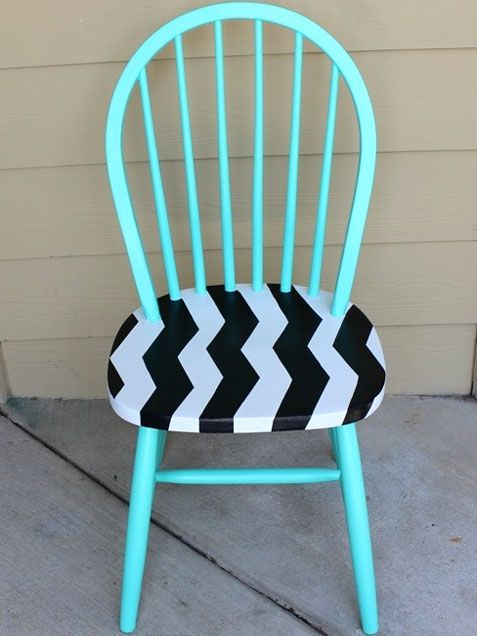 10 Wonderful Ways To Decorate With Chevron