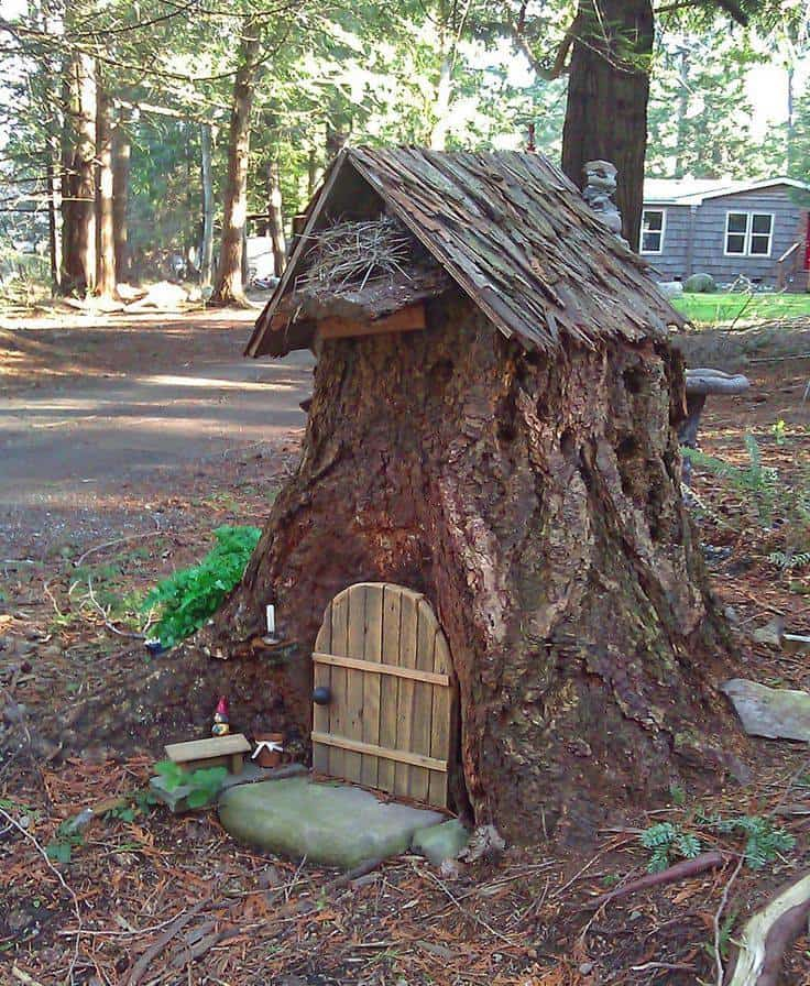 DIY Fairy Door