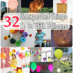 32 Ingenious Things To Do WIth Balloons