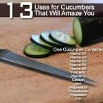 13 Amazing Uses For Cucumbers