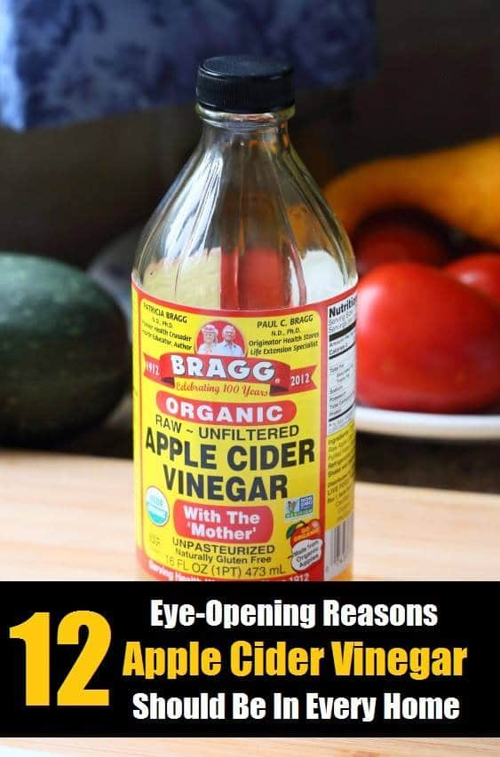 12 Eye-Opening Healthy Benefits Of Apple Cider