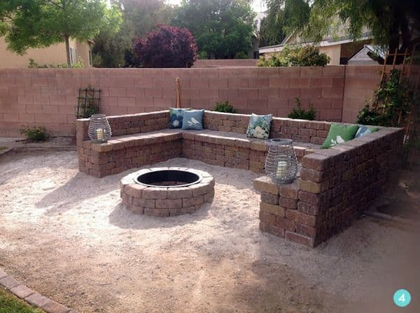 14 Awesome DIY Fire Pit Ideas