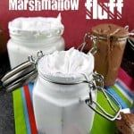 Delicious Homemade Marshmallow Fluff