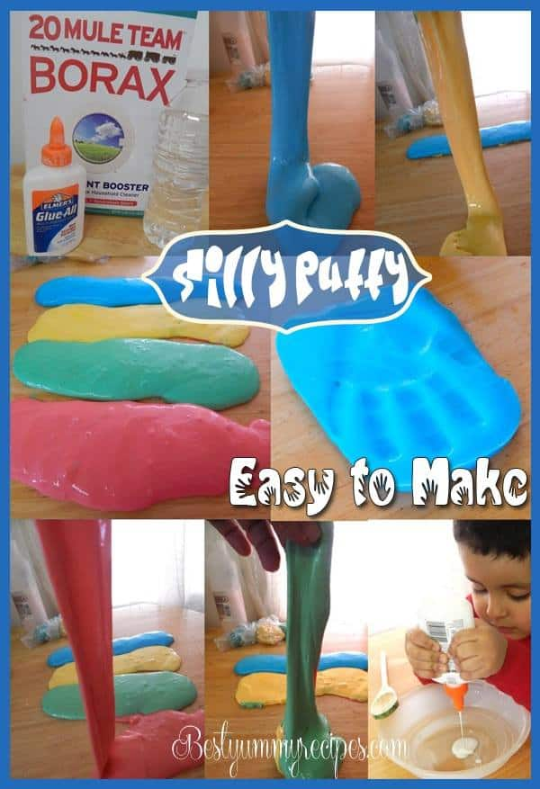 DIY Silly Putty