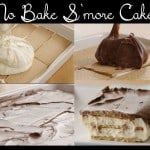 No Bake S'more Cake Recipe