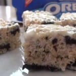 Cookies And Cream Rice Krispie Treats Recipe