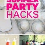27 Sweet Summer Party Hacks