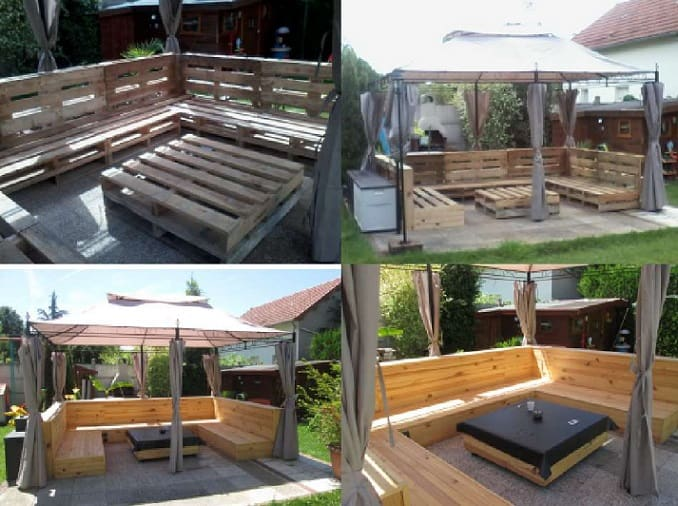 Complete Patio Set