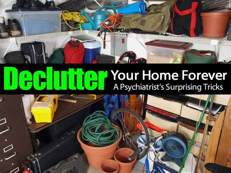 How To Declutter Your Home Forever