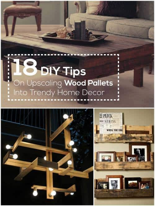trendy pallet ideas