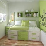 10 Storage Hacks For A Small Bedroom