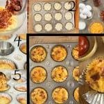Bacon Breakfast Cupcake Recipe