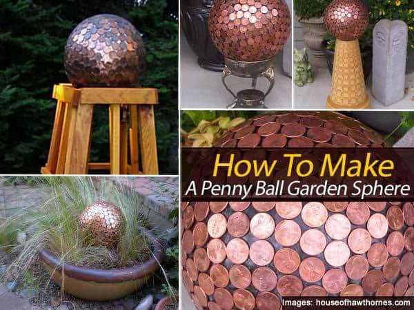 DIY Penny Ball