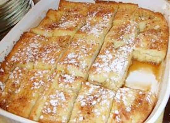 Fabulous French Toast Casserole