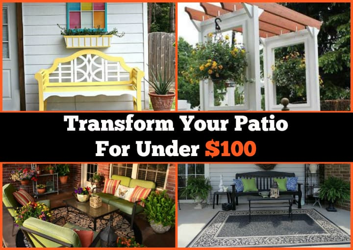 affordable patio decor ideas
