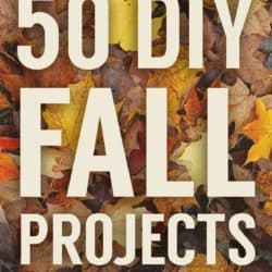 50 Fall Projects You Will Love