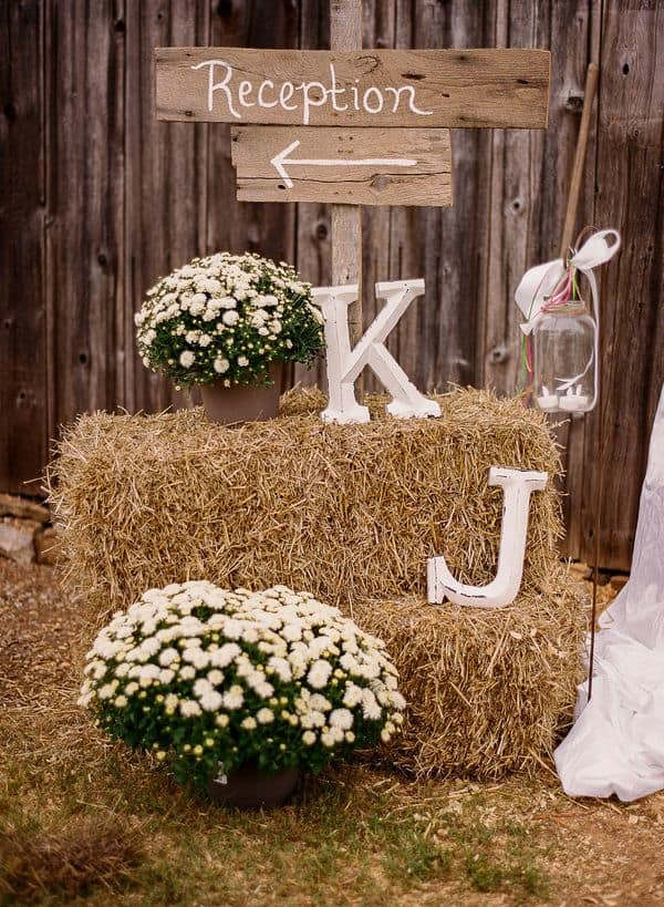 Eclectic Barn Wedding: Kelly & Jeremy
