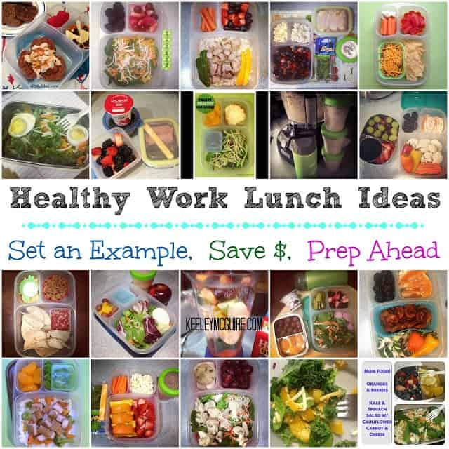 Lunch Made Easy: Healthy Work Lunches For Mom (Or Dad)