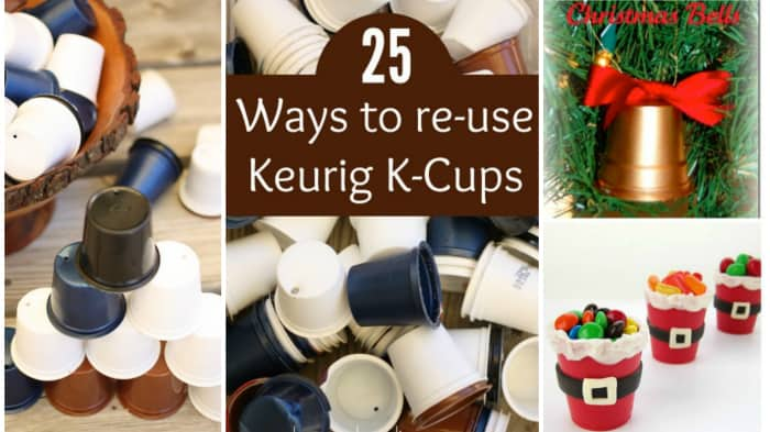 keurig k cup crafts