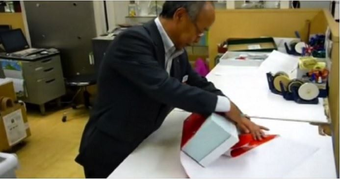 gift wrapping japan