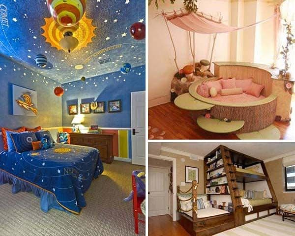 beautiful pictures of rooms for kids pictures - home design ideas