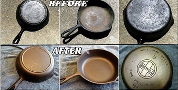 Protect Your Cast Iron