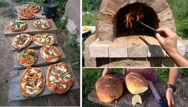 Build Your Own $20 Outdoor Cob Oven For Bread And Pizza