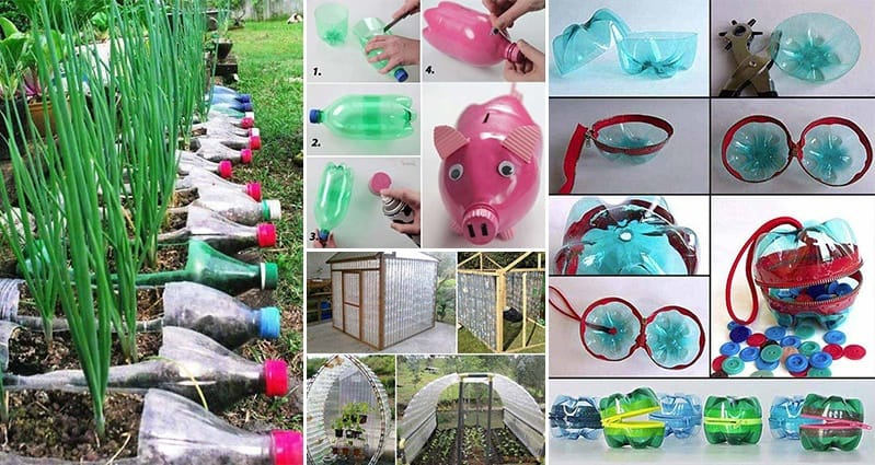 plastic bottle ideas